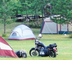 Vanocker Campground